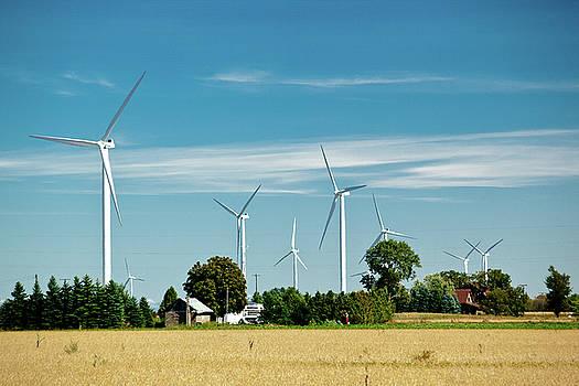 Rich Sirko - Wind Turbines