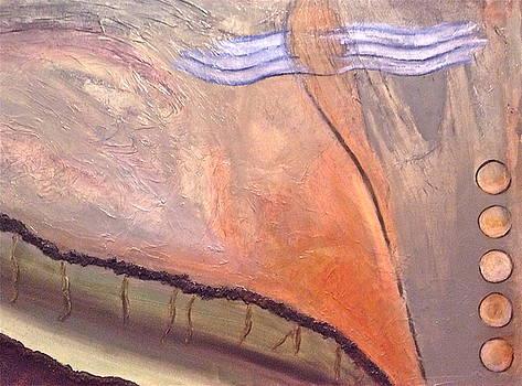 Windblow Chaff by Gail Stivers