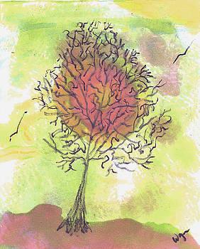 Windblown Four by Wayne Potrafka