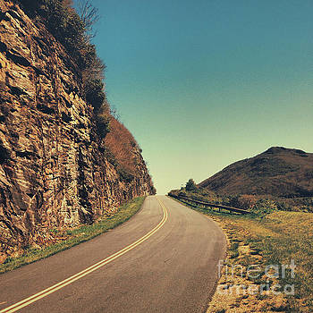 Winding Road by Olivia StClaire