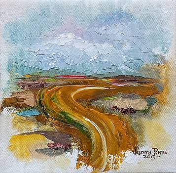 Winding Road by Judith Rhue