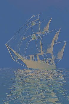 Windjammer by Carol and Mike Werner