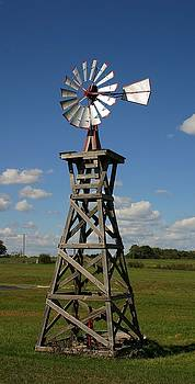 Gary Gingrich Galleries - Windmill-5767B