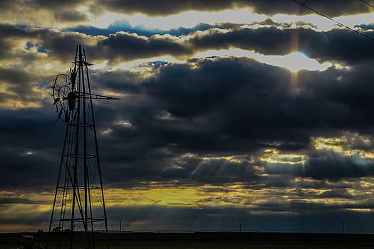 Windmill by Chaznik Raab