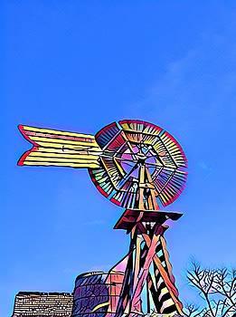 Windmill Days by Patricia Rex