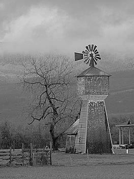 Windmill of Old by Suzy Piatt