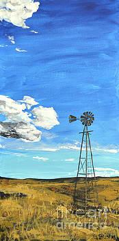 Windmill by Trisha French