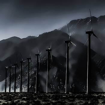 Andrew Wilson - Windmills
