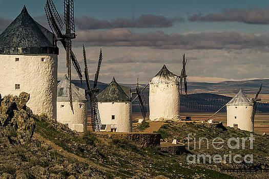 Heiko Koehrer-Wagner - Windmills of La Mancha