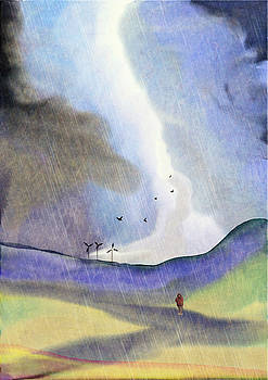Windmills of the Mind by Brett Shand