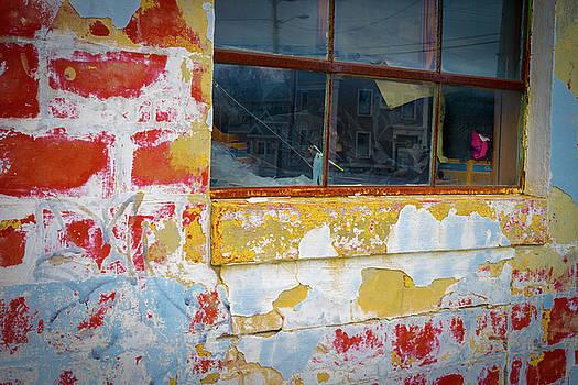 Window  -  Kennebunk Machine Shop by Samuel M Purvis III