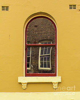 Window and Window 2 by Perry Webster
