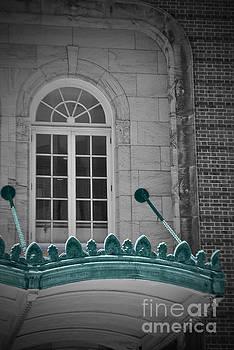 Jost Houk - Window Arch