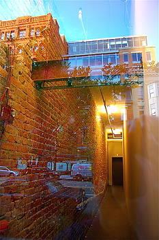 Window Art lll by Mark Lemon