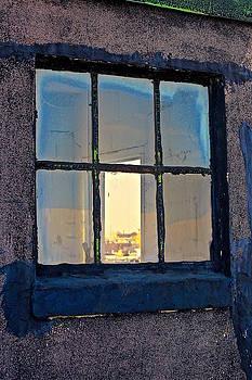window at Yardley by Gillis Cone