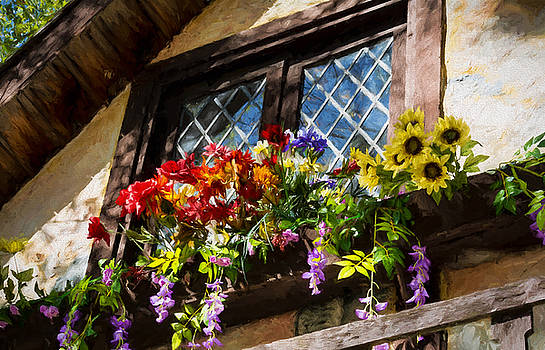Window Box by Black Brook Photography