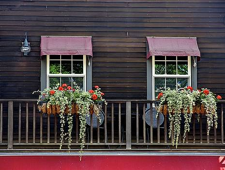 Window Boxes by Jim Gillen