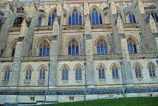 Jost Houk - Window Cathedral