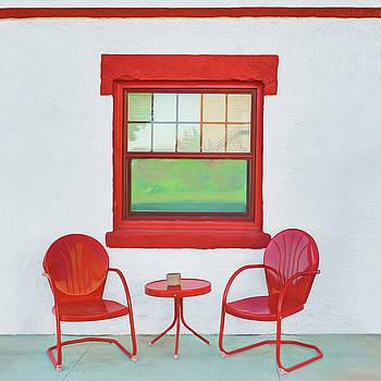 Nikolyn McDonald - Window - Chairs - Table