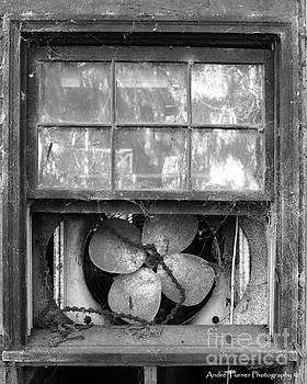 Window Fan by Andre Turner