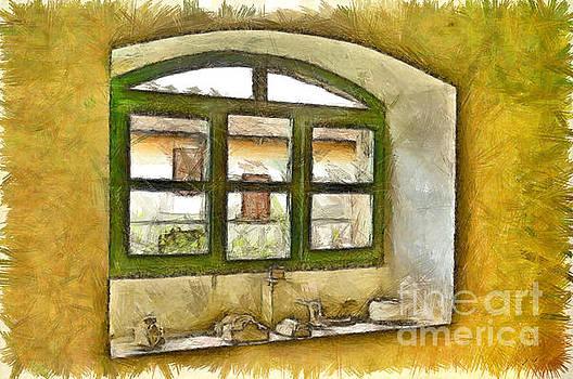 Window by Giuseppe Cocco