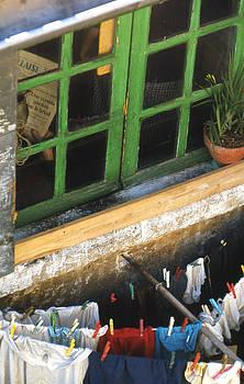 Window in Arles by Erik Falkensteen