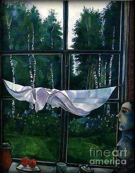 Chagall - Window In The Country