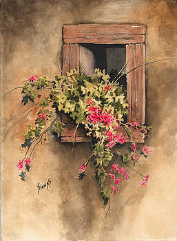 Sam Sidders - Window Niche