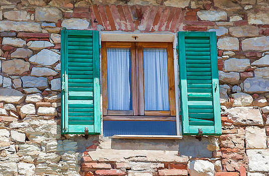 David Letts - Window of Umbria