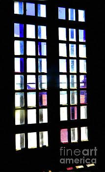 Window Paint by Raymond Earley