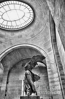 Chuck Kuhn - Window Samothrace