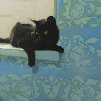 Window Seat by Diane Hoeptner