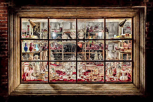 Susan Rissi Tregoning - Window Shopping