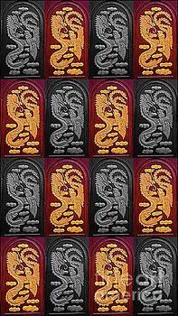 Window Stutter Dragon by Ian Gledhill