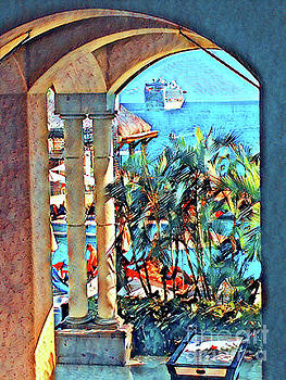 Window to Cabo by Kathy Kelly