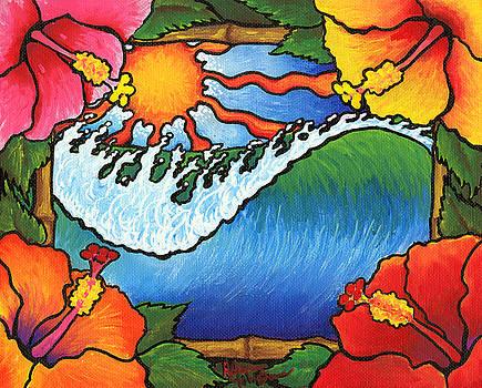 Adam Johnson - Window to the Tropics