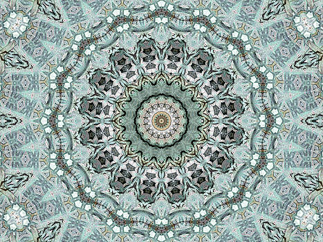 Window to the World Mandala by Janusian Gallery