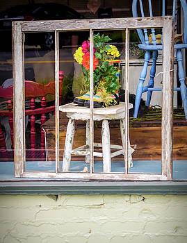 Window In A Window by Robert Meyerson