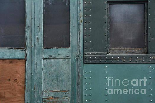 Windows And Doors by Dan Holm