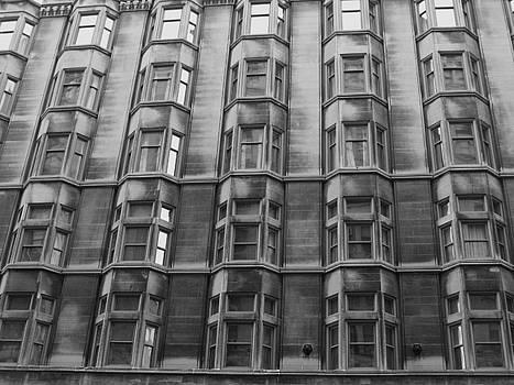 Windows I by Anna Villarreal Garbis