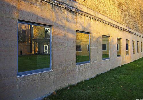 Windows in Windows by Rein Nomm
