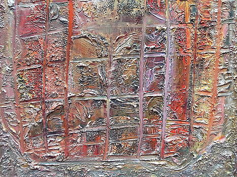 Windows of Hope by Rivka Waas