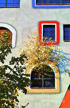 Jost Houk - Windows of Hundertwasser