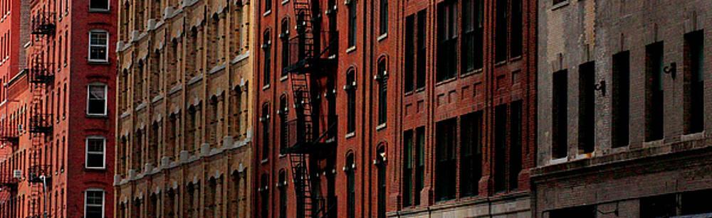 Windows of New York by Brian Pflanz