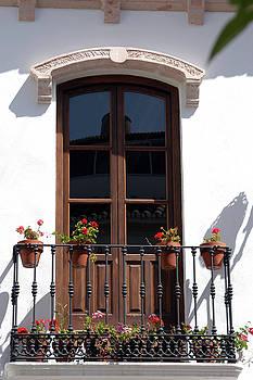 Windows of the World - Marbella by Alynne Landers