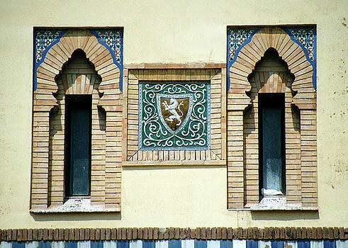 Windows of the World-Seville by Alynne Landers