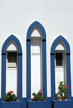 Windows of the World - Spain 2 by Alynne Landers