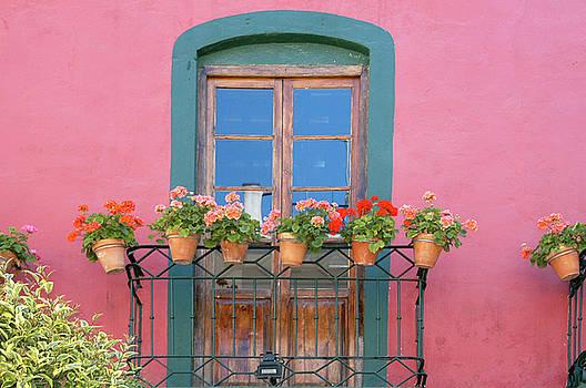 Windows of the World - Spain by Alynne Landers