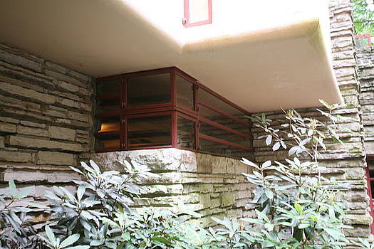 Chuck Kuhn - Windows Stones Fallingwater