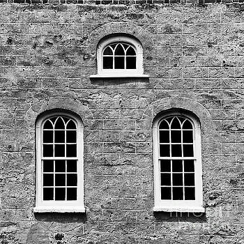 Windows Three by Patrick M Lynch